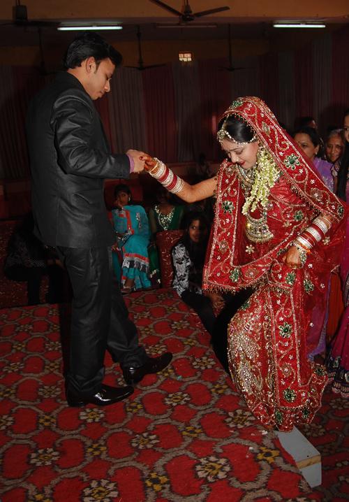 Rekha-Atish-wedding