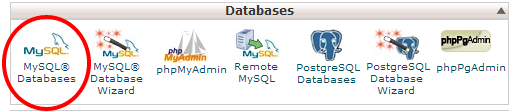 How to Create MySQL Database in CPanel
