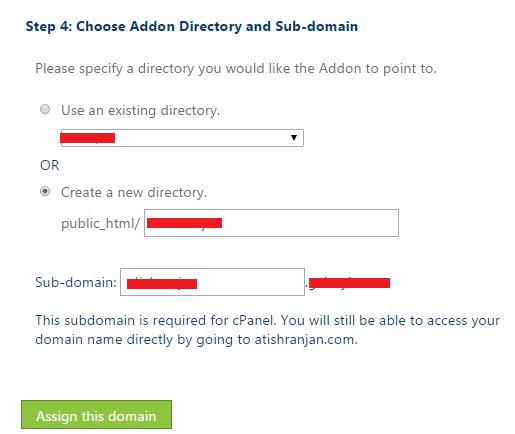 addon directory