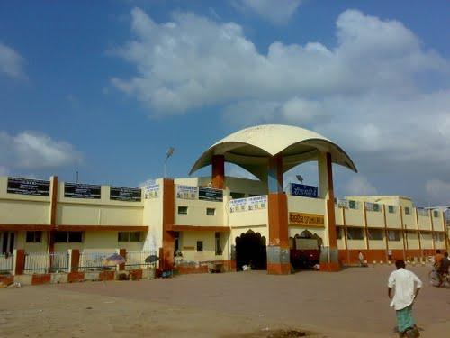 Sitamarhi Railyway Station