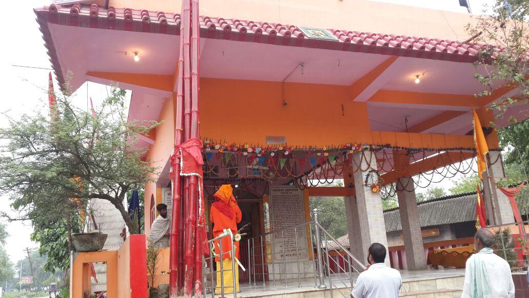 Hanuman mandir, Dumra (Near bus stand), Sitamarhi